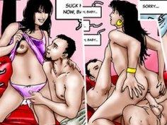 Erotic Comix