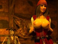 Pirate Jessica porn game download